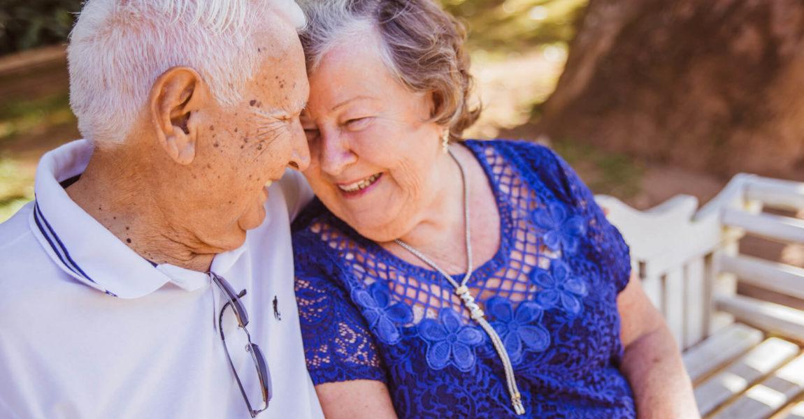 ensaio casal idosos