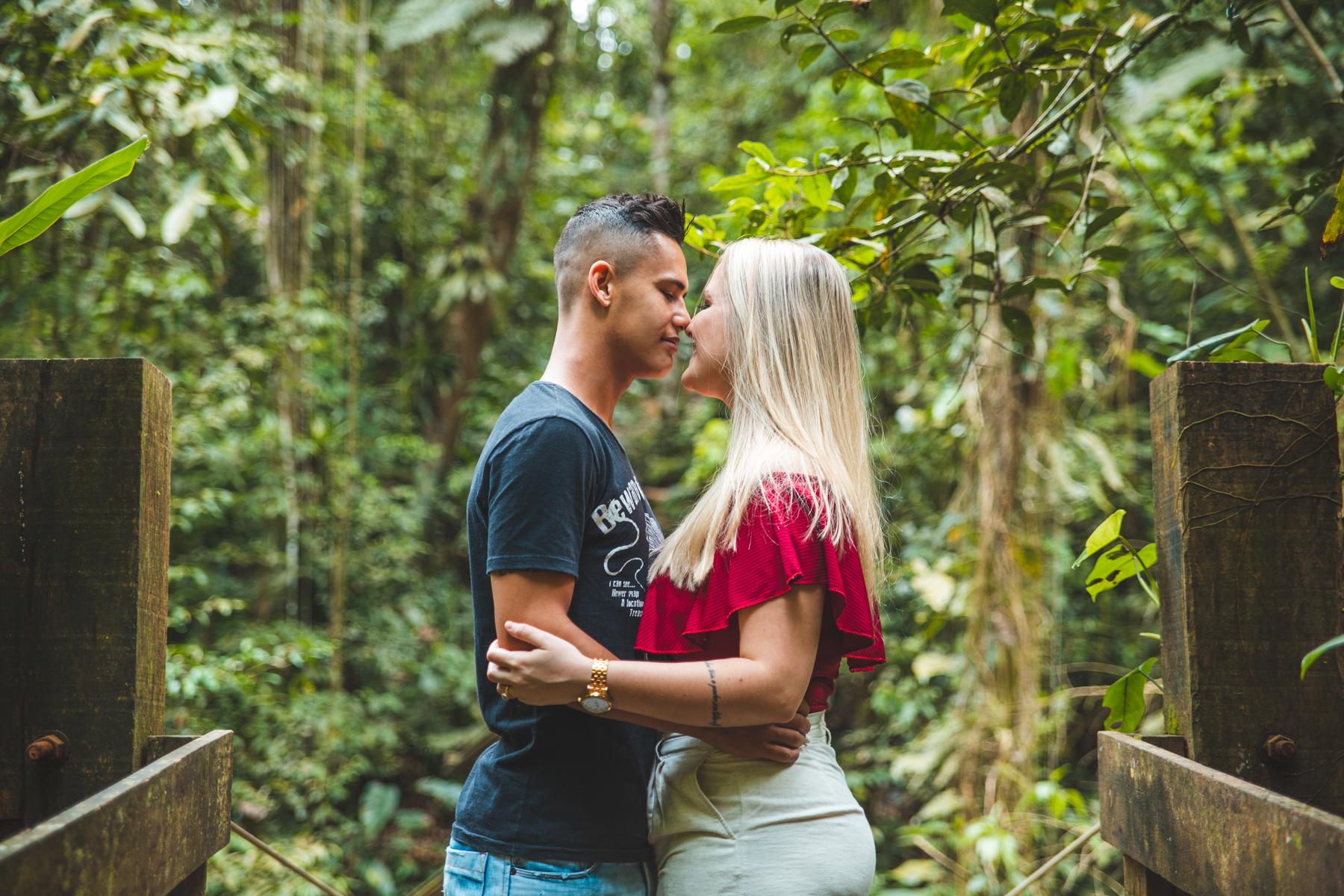 Ensaio casal Zoobotanico