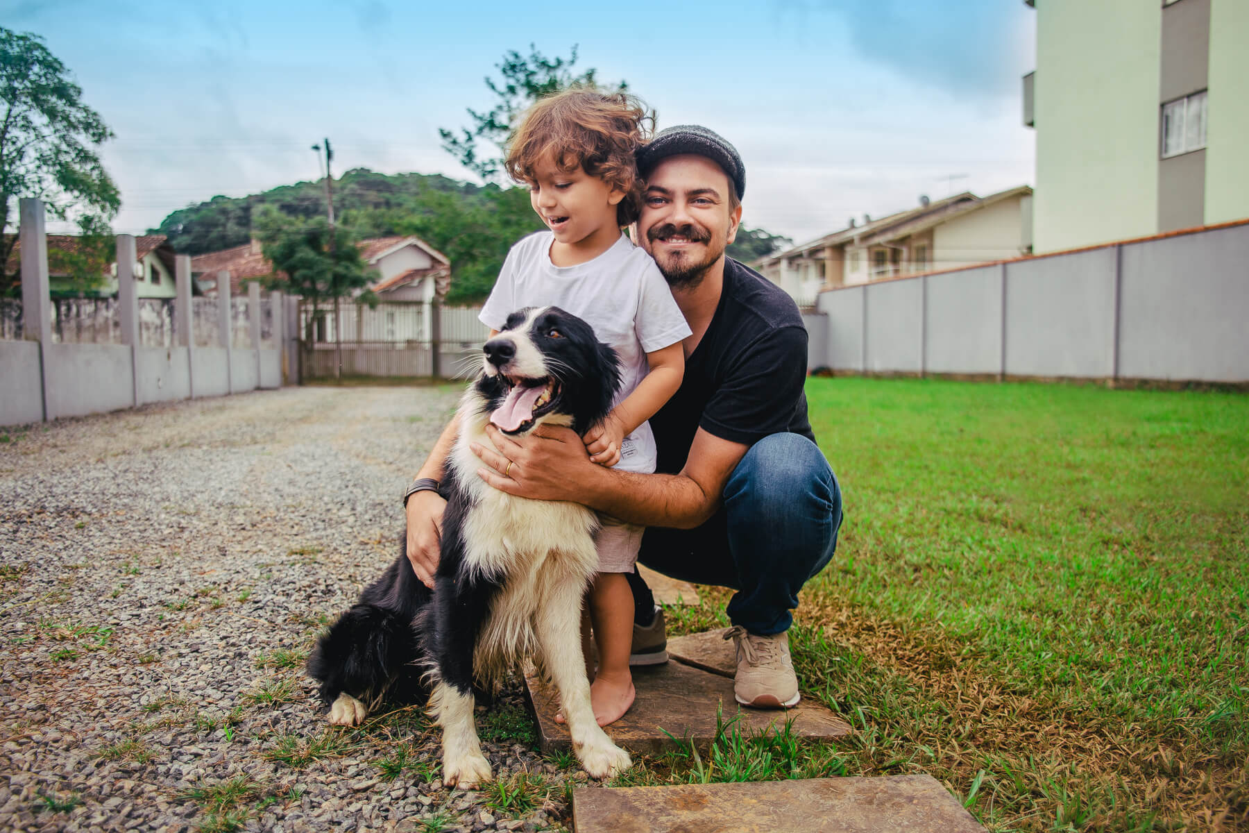 Ensaio Gestante em Familia Joinville