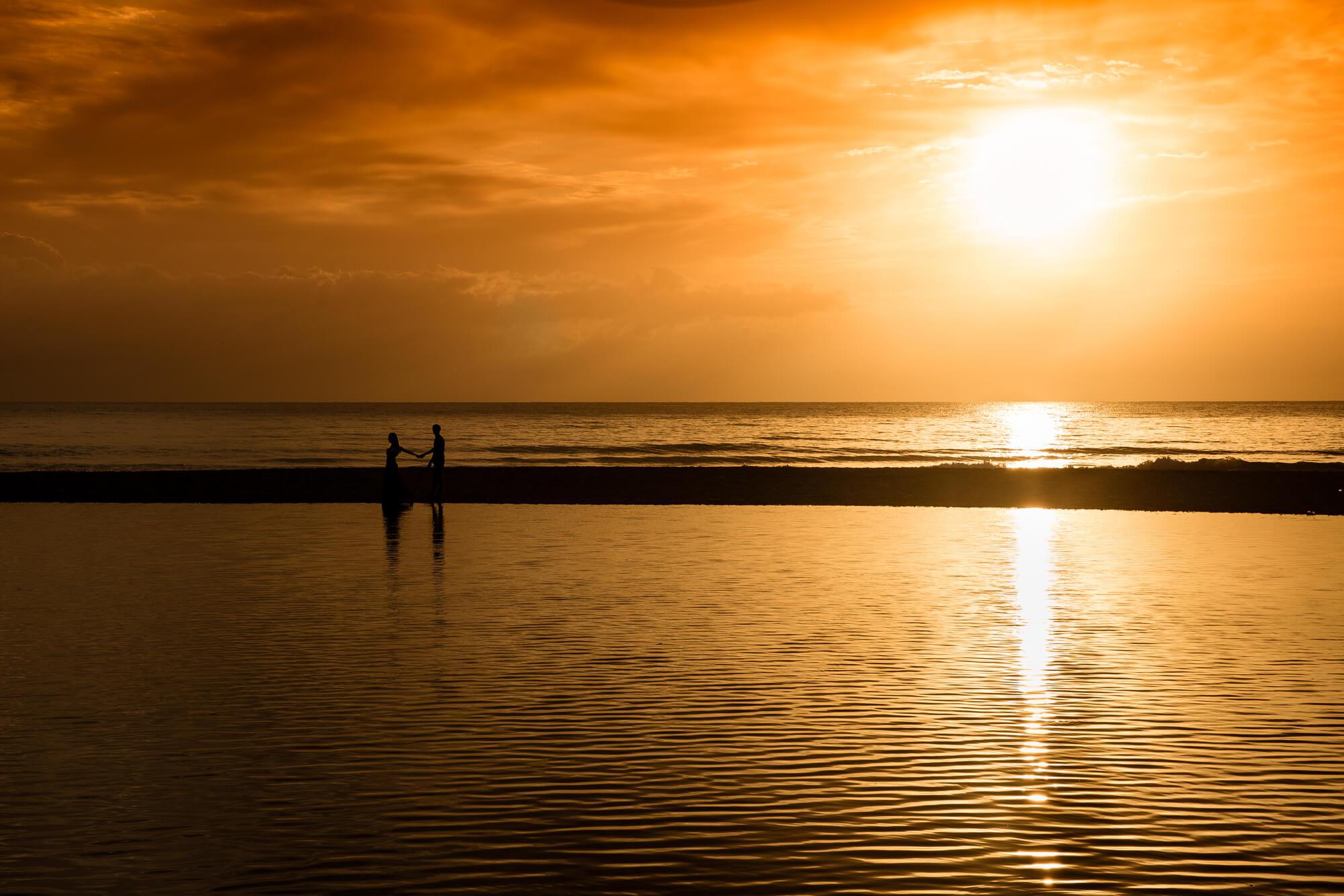 pre wedding sol nascente praia