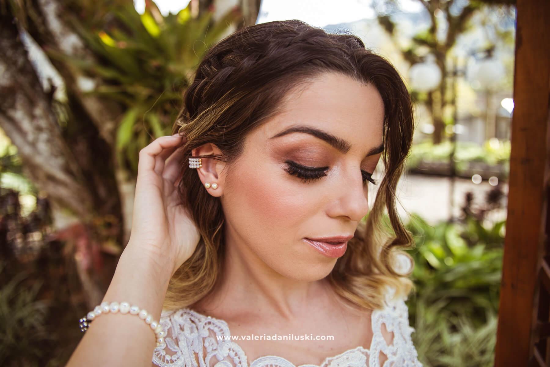 maquiagem leve para noiva