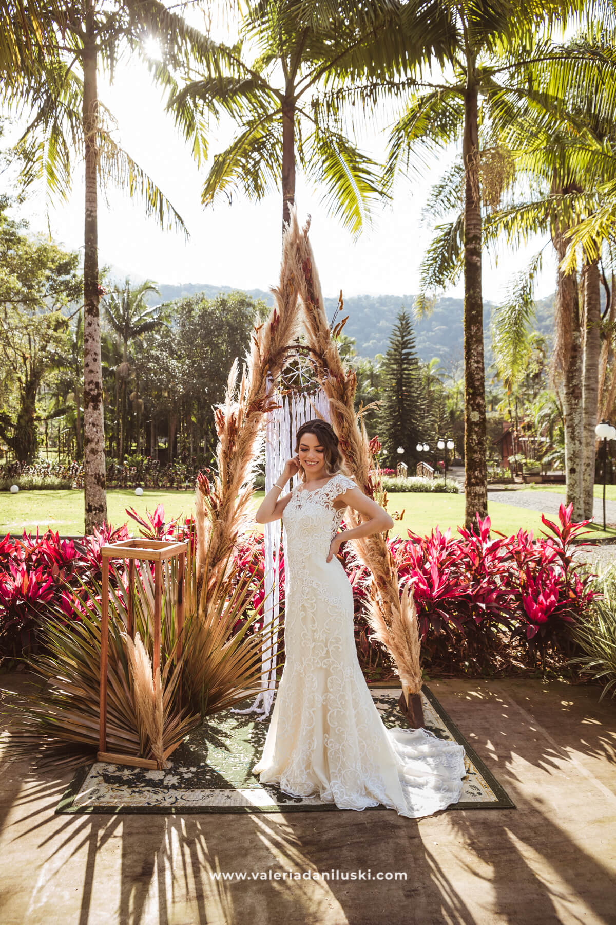 vestido de noiva joinville