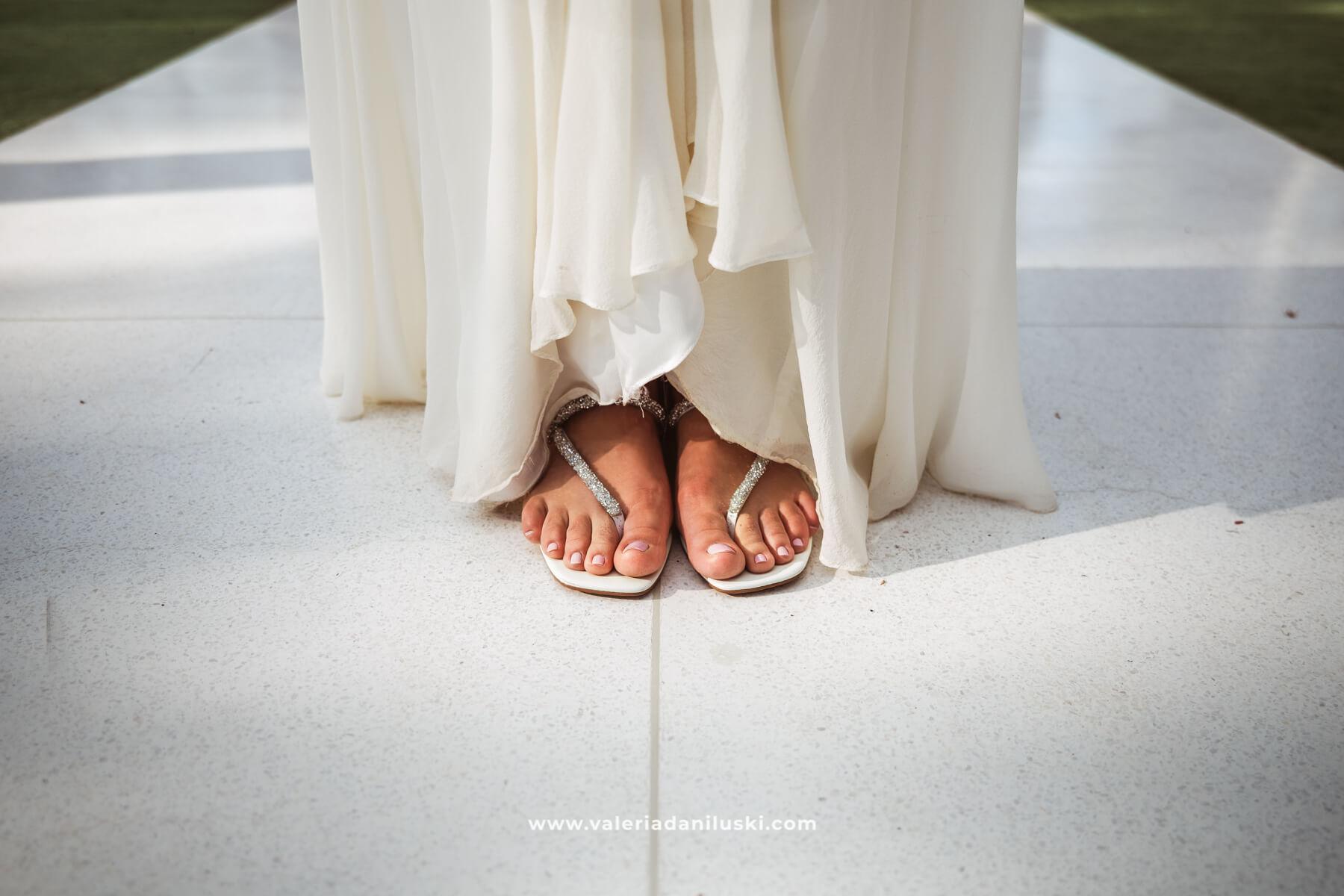 sandalia noiva raphaella booz
