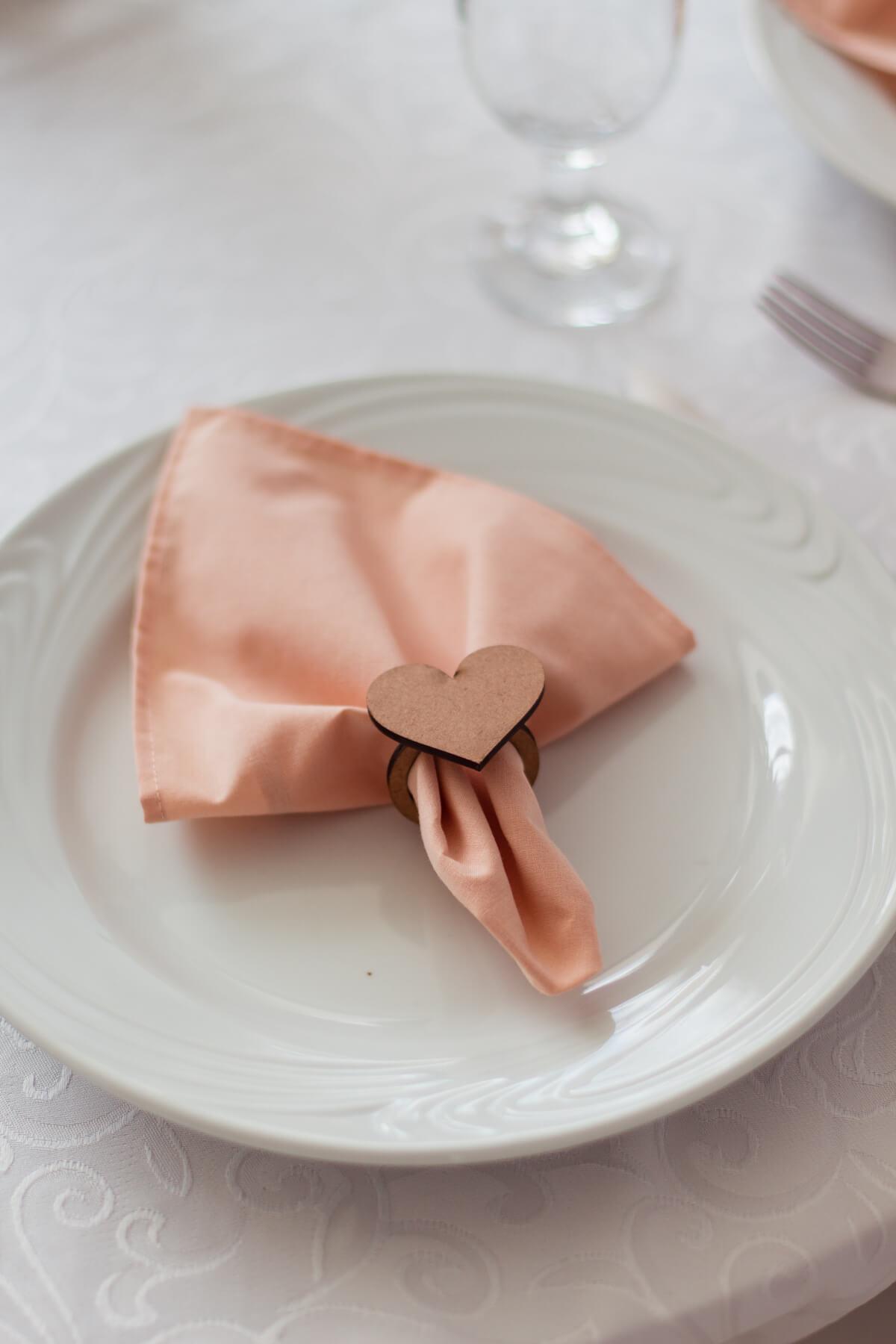 decoracao casamento rose